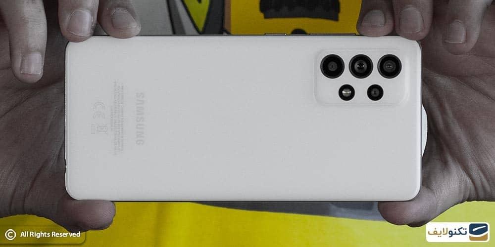 دوربین گوشی A52s 5G