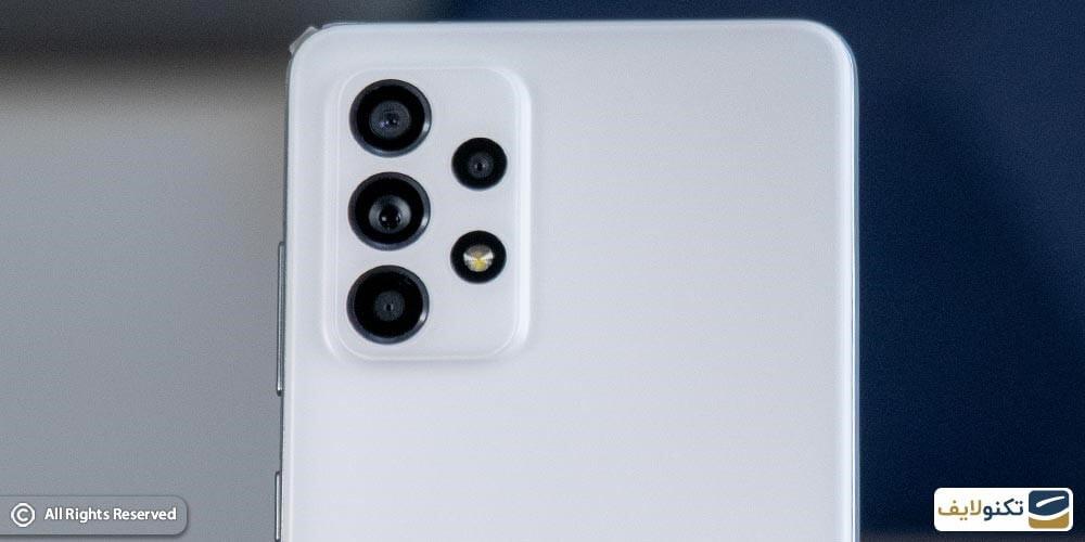 طراحی گوشی A52s