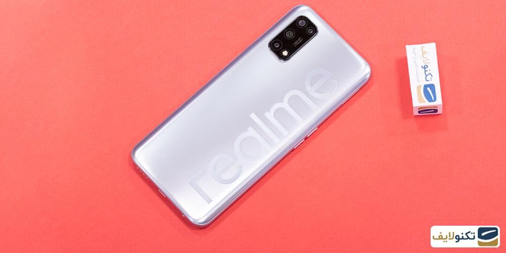 سختافزار Realme 7 5G