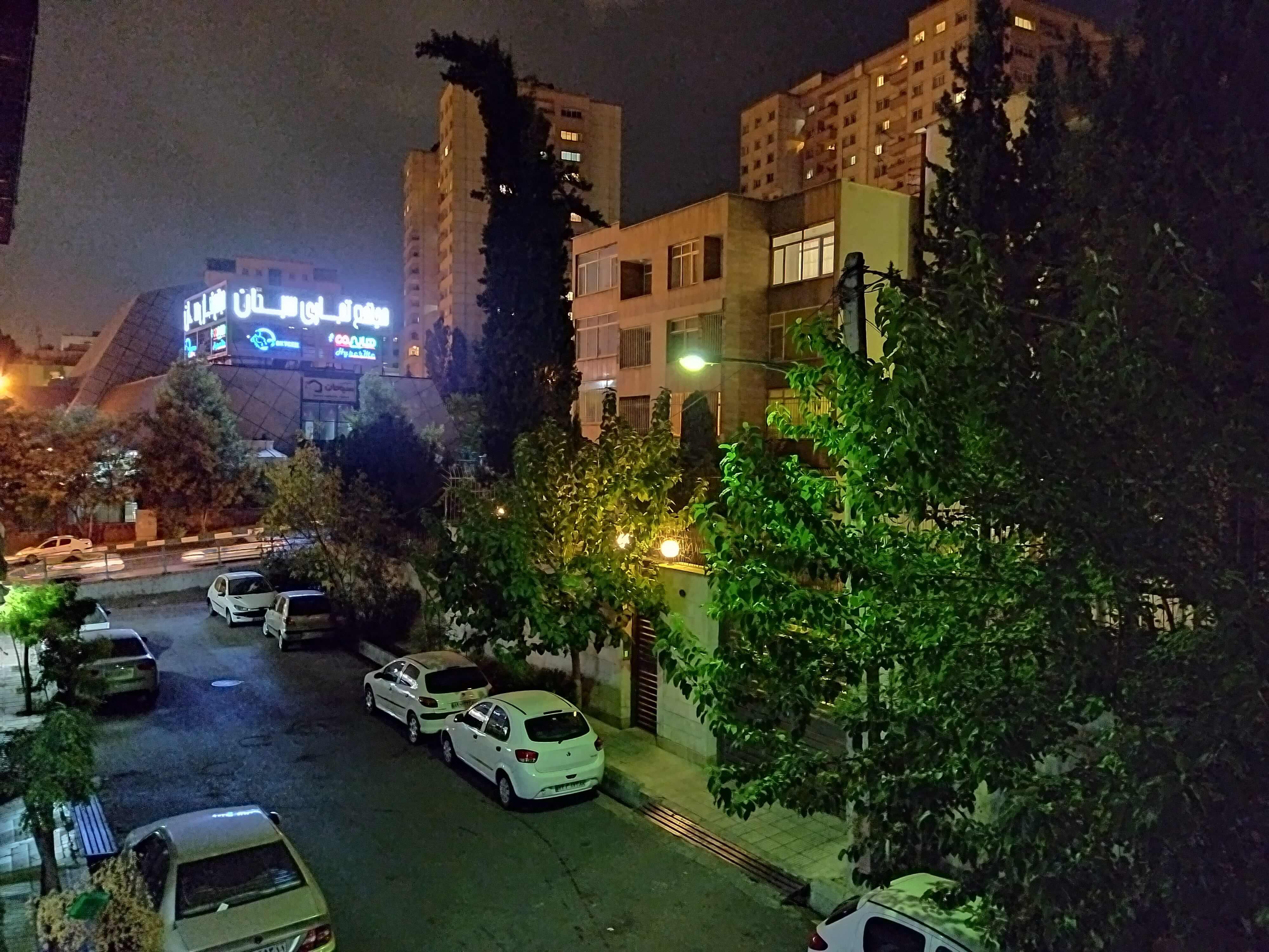 night mode photo by poco m3