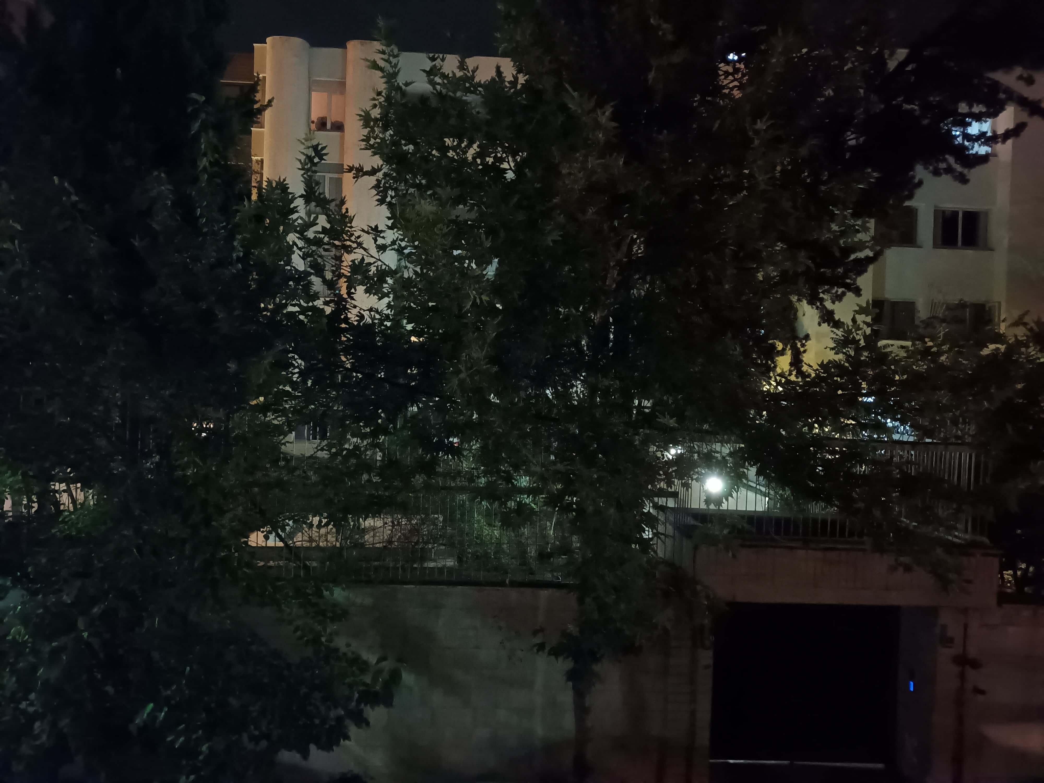 عکاسی در شب با a22 5g