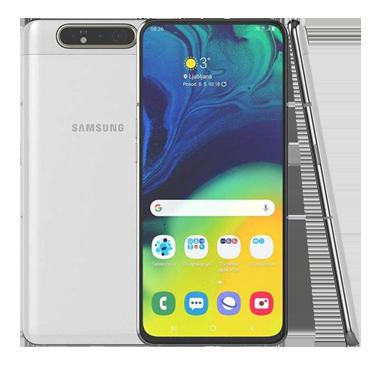 گوشی موبايل سامسونگ مدل گلکسی A80 دو سیم کارت - ظرفیت 128 گیگابایت - رم 8 گیگابایت