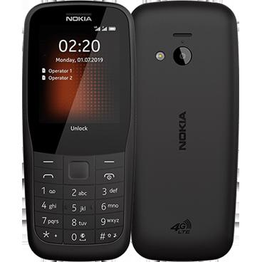گوشی موبايل نوکيا مدل 220 4G - دو سيم کارت