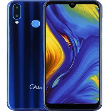 گوشی موبایل جی پلاس مدل Q10 GMC-636 دو سیم کارت ظرفیت 32 گیگابایت - رم 3 گیگابایت