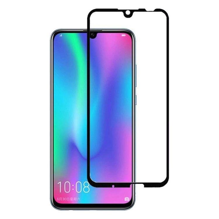 محافظ صفحه شیشه ای تمام چسب گوشی Huawei P Smart 2019