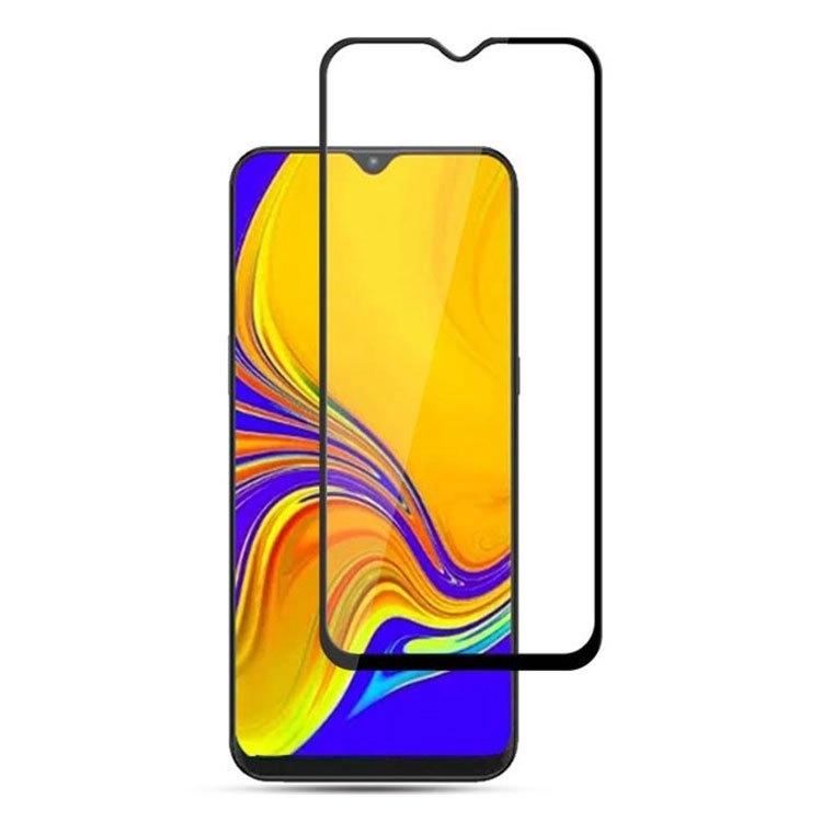 محافظ صفحه شیشه ای تمام چسب گوشی Samsung Galaxy A20s