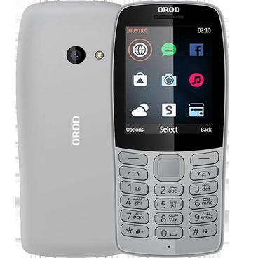 گوشی موبایل ارود مدل 210 دو سیم کارت