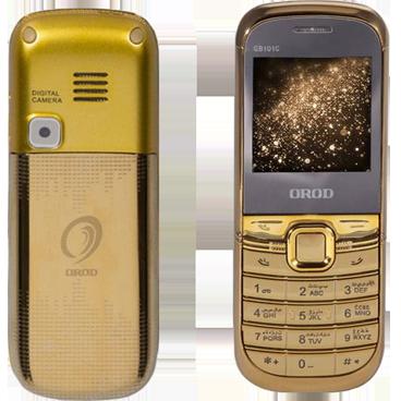 گوشی موبایل ارود مدل GB101C دو سیم کارت