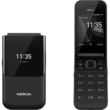 گوشی موبايل نوکيا مدل Flip 2720 دو سيم کارت