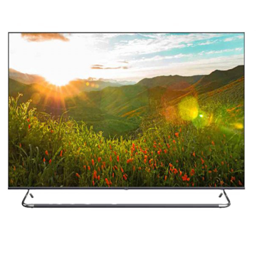 تلویزیون ای ال ای دی هوشمند جی پلاس مدل GTV-75KE821S سایز 75 اینچ