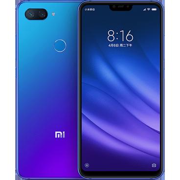 گوشی موبایل شیائومی مدل Mi 8 Lite - ظرفیت 64 گیگابایت