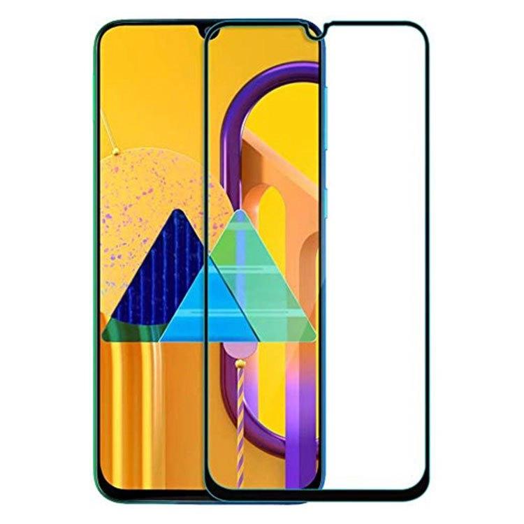 گلس سرامیکی گوشی سامسونگ A20S مدل تمام صفحه