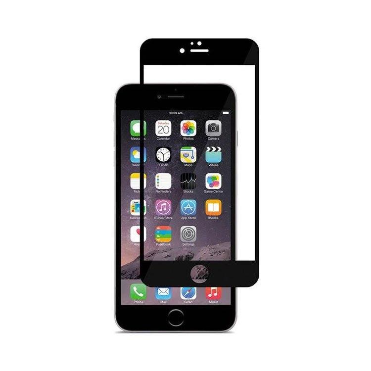 محافظ گلس فول چسب گوشی iPhone 6 Plus