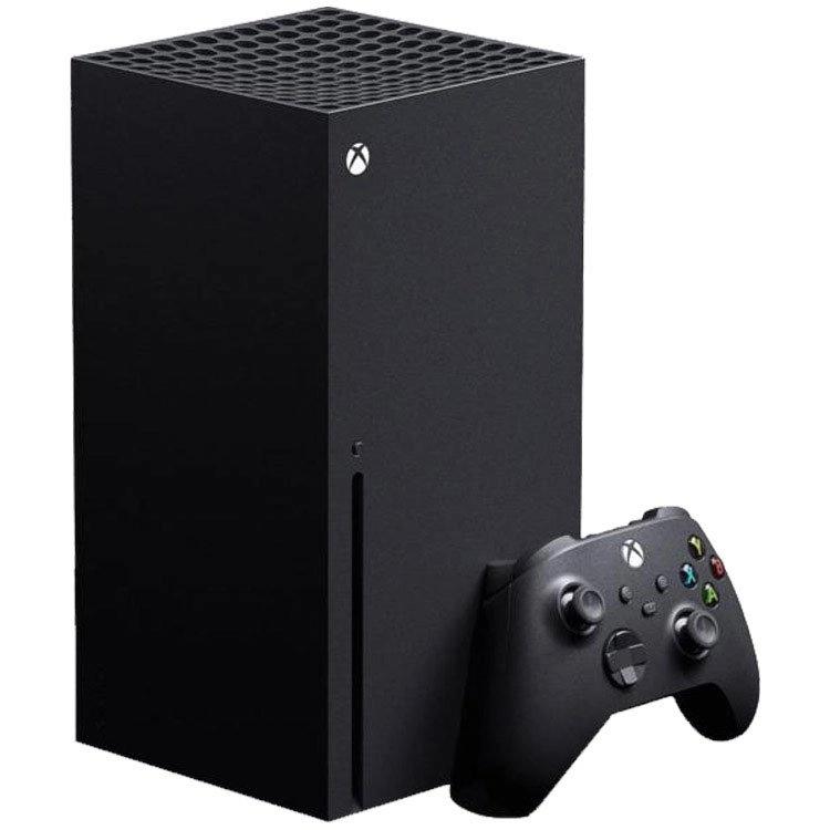 کنسول بازی مایکروسافت مدل XBOX SERIES X ظرفیت 1 ترابایت