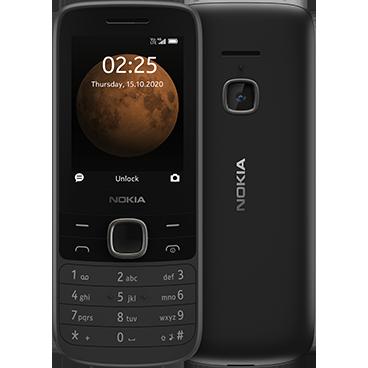 گوشی موبايل نوکيا مدل  225 4G  دو سيم کارت