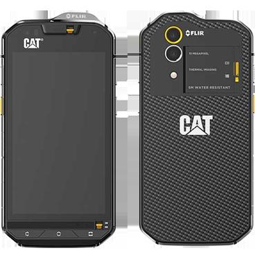 گوشی موبايل کت S60 دو سیم کارت - ظرفیت 32 گیگابایت