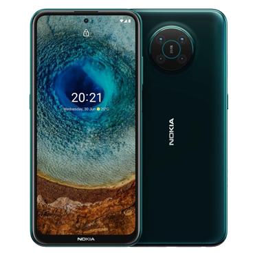 گوشی موبایل نوکیا X10 ظرفیت 128 گیگابایت - رم 6 گیگابایت