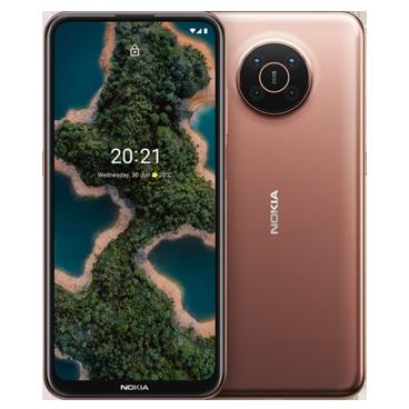 گوشی موبایل نوکیا X20 ظرفیت 128 گیگابایت - رم 6 گیگابایت