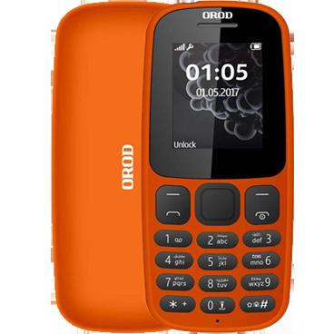 گوشی موبایل ارود مدل 105C دو سیم کارت
