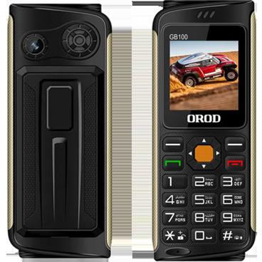 گوشی موبایل ارود مدل GB100 دو سیم کارت