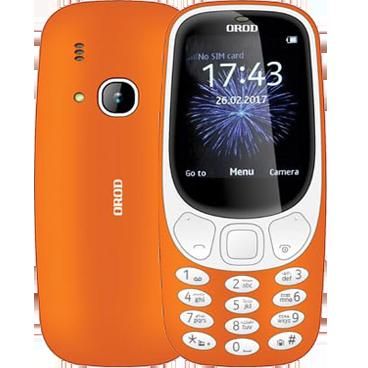 گوشی موبایل ارود مدل 3310 دو سیم کارت
