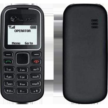 گوشی موبایل جی ال ایکس مدل 1280 تک سیم کارت
