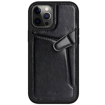 کاور NILLKIN مدل چرم مناسب برای گوشی موبایل اپل IPhone 12 Pro