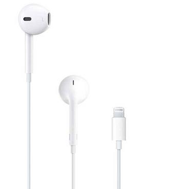 هندزفری اپل مدل EarPods با کانکتور لایتنینگ