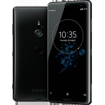 گوشی موبايل سونی مدل اکسپریا XZ3 دو سيم کارت - ظرفيت 64 گيگابايت