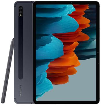 تبلت سامسونگ مدل Galaxy Tab S7 -T875 - ظرفیت 128 گیگابایت - رم 6 گیگابایت