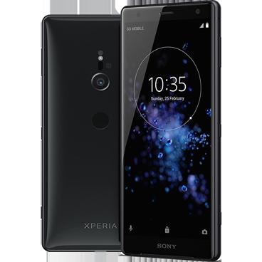 گوشی موبايل سونی مدل اکسپریا XZ2 دو سيم کارت - ظرفيت 64 گيگابايت