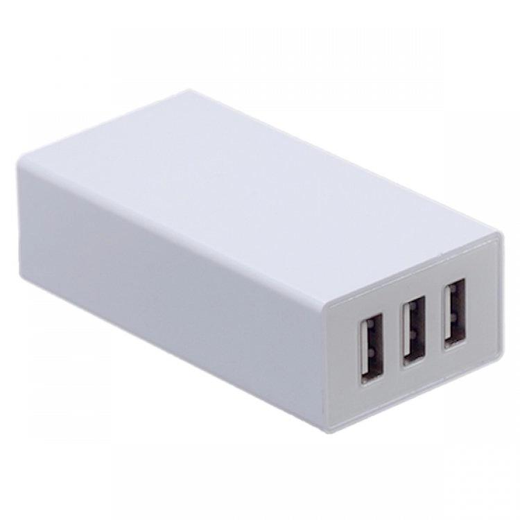 شارژر 3 پورت USB