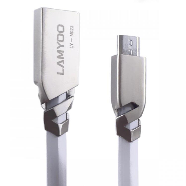 کابل Micro USB مدل LY-N023 برند لامیو