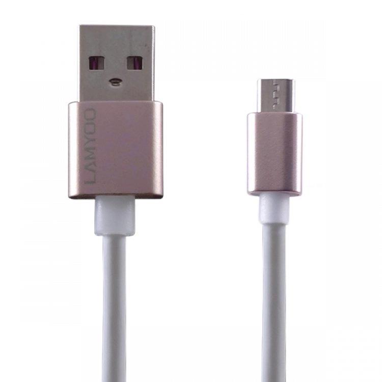 کابل Micro USB مدل LY-N017 برند لامیو