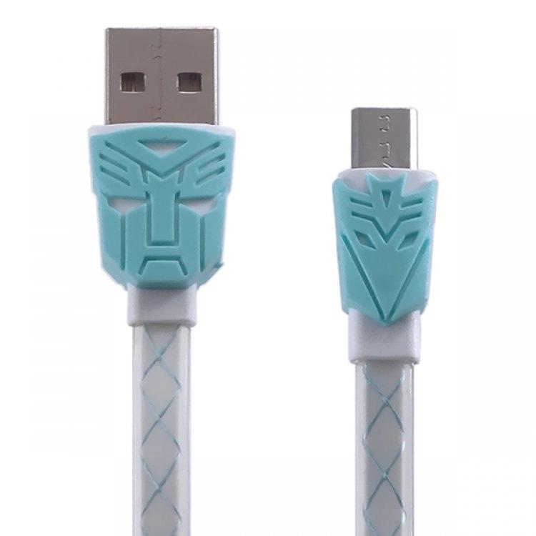 کابل Micro USB مدل Transformers برند لامیو