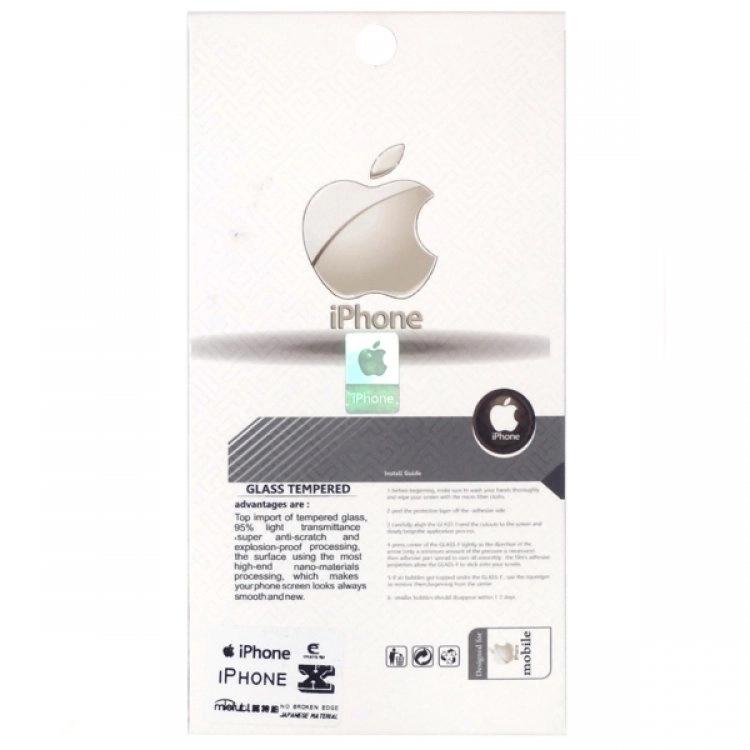 محافظ صفحه شيشهای تخت (گلس) گوشی اپل iPhone X مارک TESLA