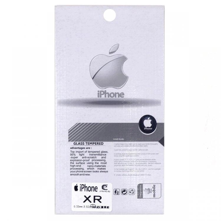 محافظ صفحه شيشهای تخت (گلس) گوشی اپل iPhone XR مارک TESLA