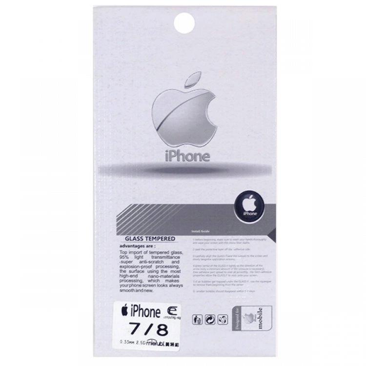 محافظ صفحه شيشهای تخت (گلس) گوشی اپل iPhone 8 مارک TESLA