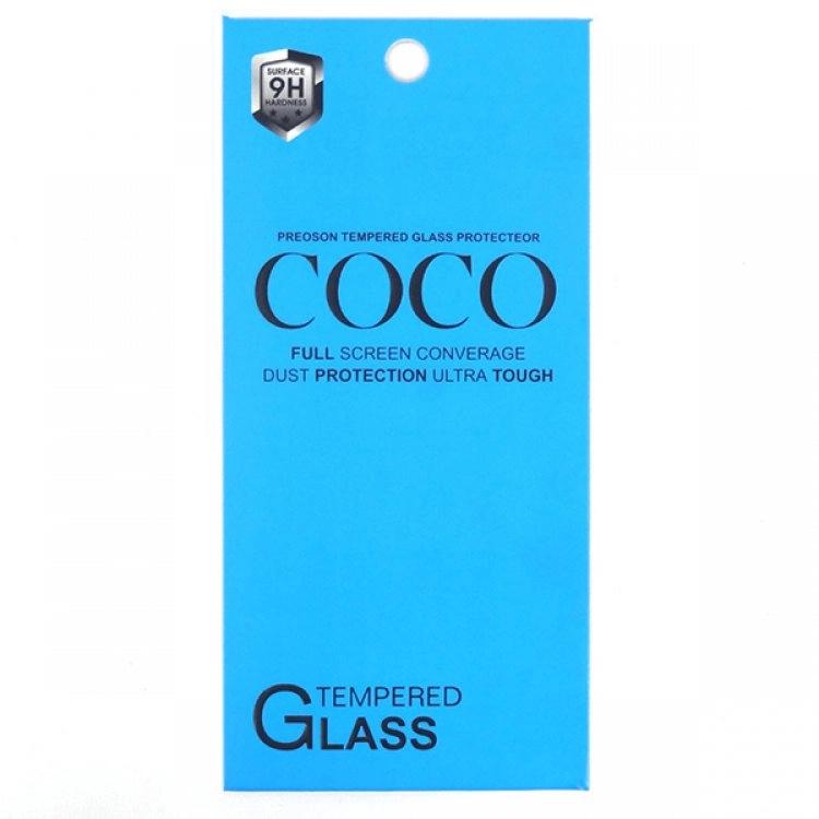 محافظ صفحه شیشهای (گلس) گوشی سونی Xperia XZ1 مارک COCO