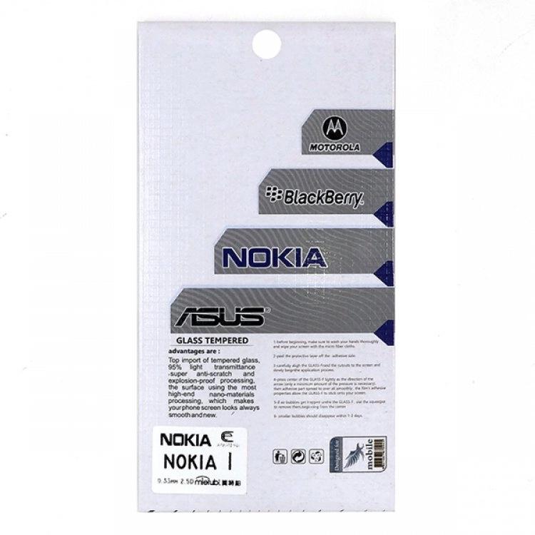 محافظ صفحه شيشهای تخت (گلس) گوشی Nokia 1 مارک TESLA