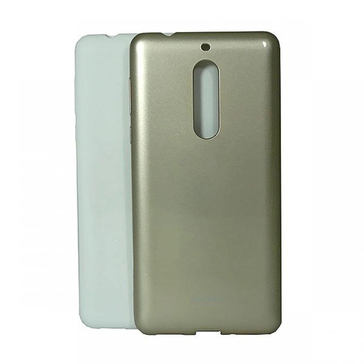 قاب ژله ای گوشی Nokia 5 - مدل Grifein