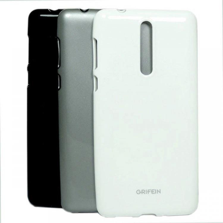 قاب ژله ای گوشی Nokia 8 - مدل Grifein