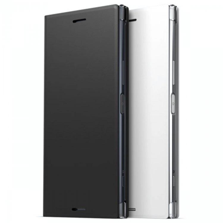 کیف و پایه سونی مدل SCSG10 برای Xperia XZ Premium