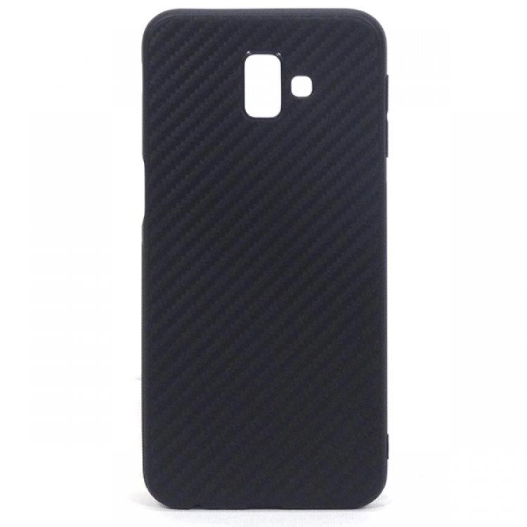 قاب سیلیکونی کربنی گوشی سامسونگ Galaxy J6 Plus