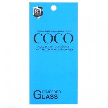 محافظ صفحه شیشهای (گلس) گوشی سامسونگ Galaxy J8 مارک COCO