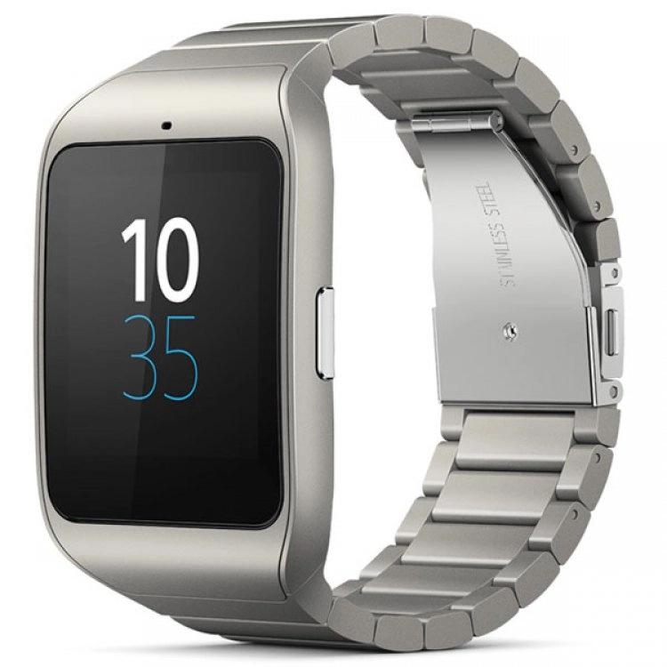ساعت هوشمند سونی مدل SmartWatch3 SWR50 بند لاستیکی