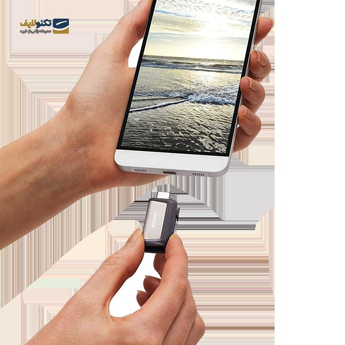 gallery- فلش مموری سن دیسک مدل Ultra Dual Drive USB Type-C ظرفیت 64 گیگابایت-gallery-3-TLP-2655_ee33d0e9-451d-4138-9a01-16613cdd3efc.png