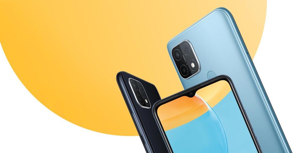 طراحی گوشی اوپو a15