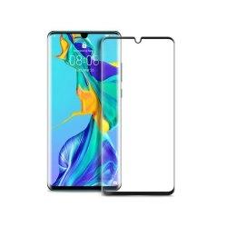 محافظ صفحه شیشه ای تمام چسب گوشی Huawei P30 pro