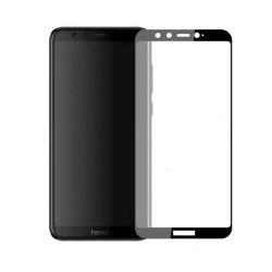 محافظ صفحه شیشه ای تمام چسب گوشی Honor 9 Lite